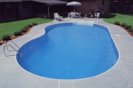 Inground Pool Pricing Above Ground Amp Inground Pools In